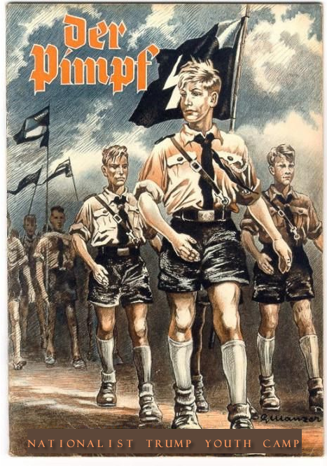 Trump Youth Poster